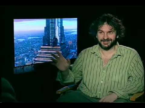 Peter jackson interview for King Kong