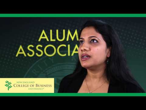 New England College of Business and Finance | Shaini Nair 2013 NECB M.A. Graduate