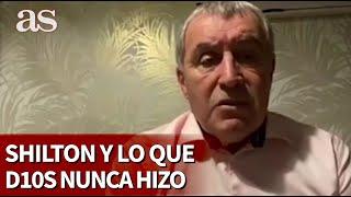 Shilton y lo que no le gustó nunca de Maradona | Diario As