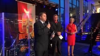 Herford - Jubiläumsparty - Freundeskreis Bismarckturm - BM Tim Kähler