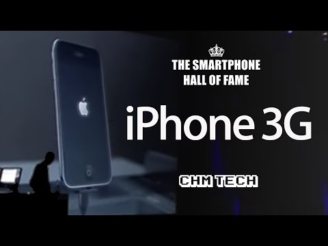 THE SMARTPHONE HALL OF FAME: iPhone 3G (2016)