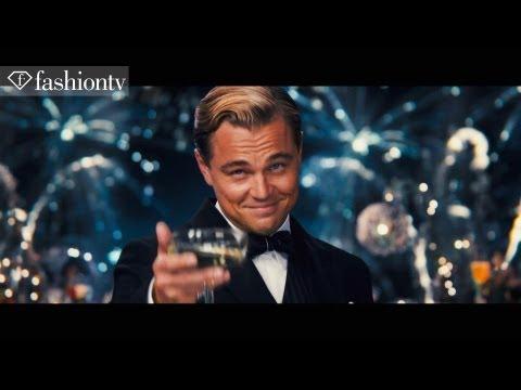 The Great Gatsby Fashion by Prada ft. Leonardo DiCaprio, Carey Mulligan, Tobey Maguire | FashionTV