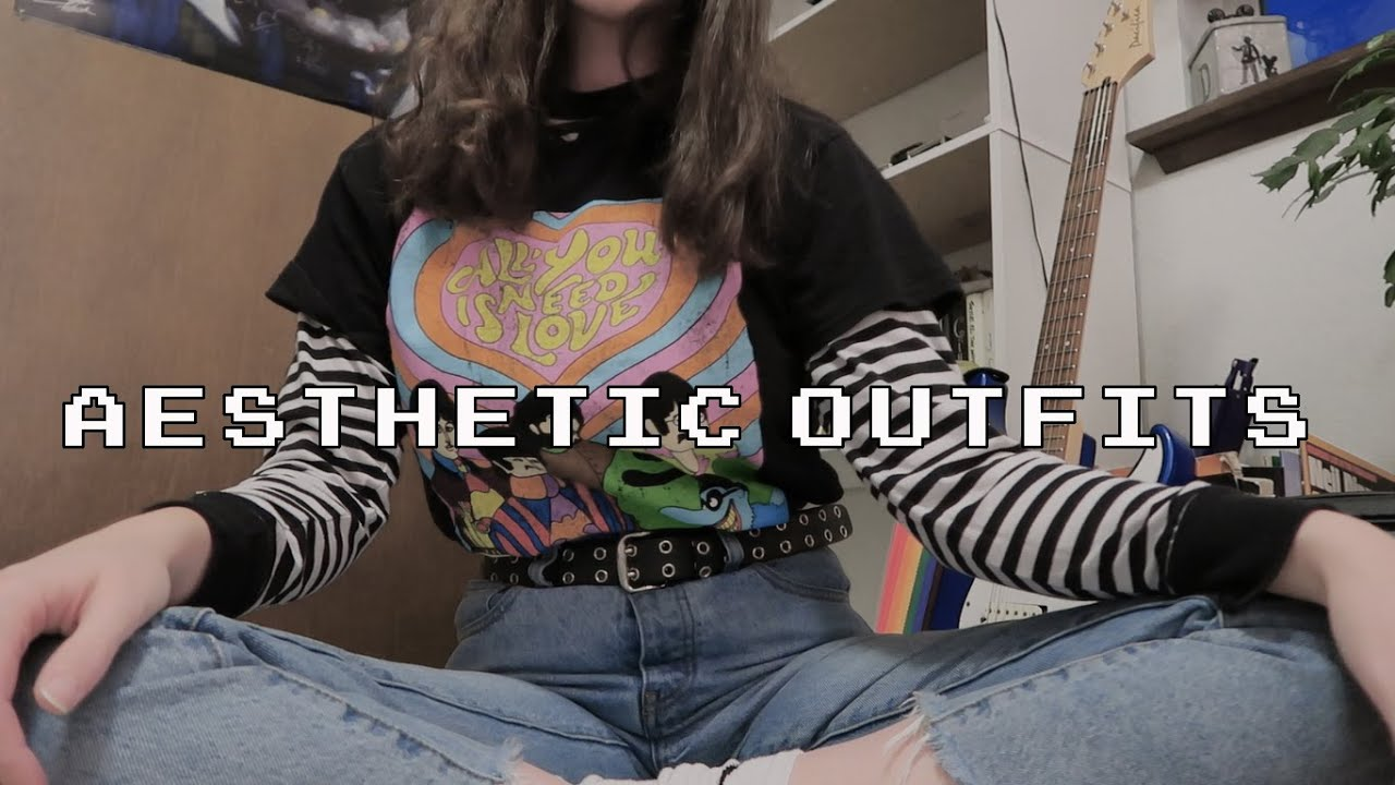 aesthetic outfit ideas//2019