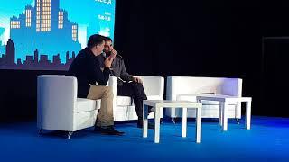 Paul Wesley - Panel dyskusyjny Warsaw Comic Con IV 28.10.2018 cz.1 z 4