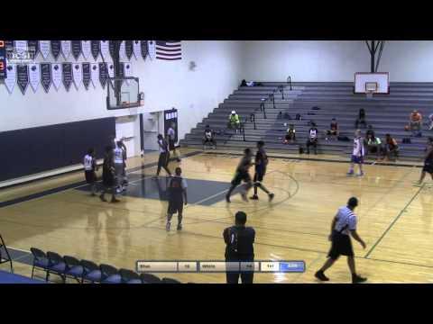 IHSE Camp Basketball Showcase Court 1, Game 4 (Boys)