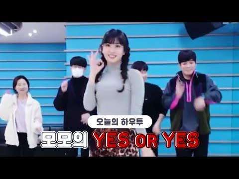 [V LIVE] HOW TO in V - 모모의 YES or YES❣️ (HOW TO DANCE MOMO's YES or YES)