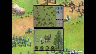 Real Time Conflict: Shogun Empires Nintendo DS Trailer -