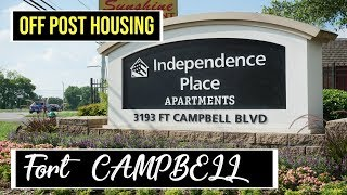 Apartment Tour Off Post Housing Fort Campbell
