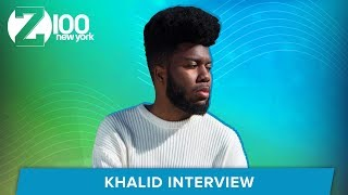 khalid opens up about the song that changed his life interview
