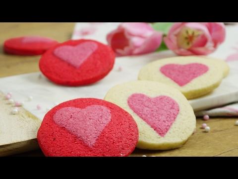 Valentinstag DIY: Herzkekse I Rezept I Muttertag