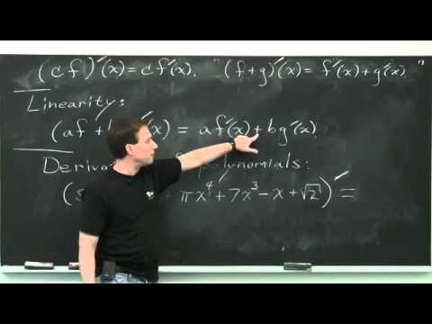 Worldwide Calculus: The Power Rule for Integer Powers