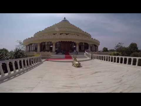 Art of Living Ashram. Bangalore, India Trip 2017