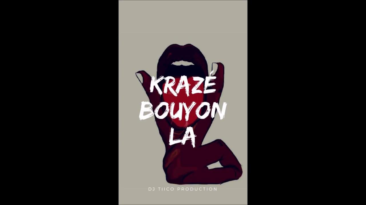 Download Dj Tiico - Krazé Bouyon La Mixx 2018