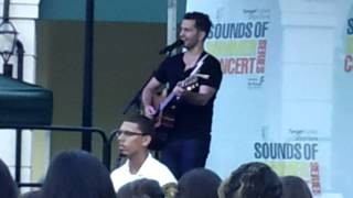 Andy Grammer - Keep Your Head Up (Live at Tanger Outlet, Deer Park, NY)