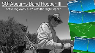 SOTA Activation with the SOTAbeams Band Hopper III