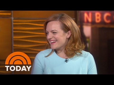 Elisabeth Moss Does From 'Mad Men' To A Woman Going Mad | TODAY