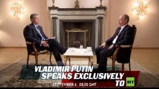 Putin Perspective: Pussy Riot controversy