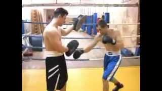 Бокс: Уроки для начинающих. Виды ударов в боксе. часть 2