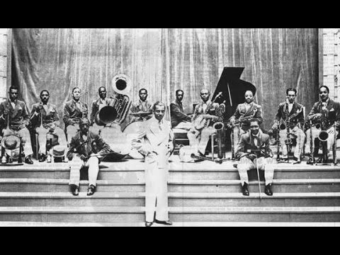 Noble Sissle And His Band -  Big Time [1933 Movie Clip]