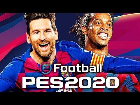 eFOOTBALL PES 2020 : PES INDO PRA GUERRA !