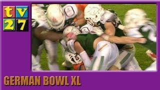 German Bowl XL - Schwäbisch Hall Unicorns vs. Samsung Frankfurt Universe