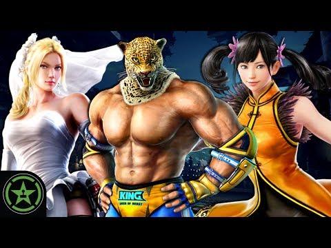 Let's Play - Tekken 7