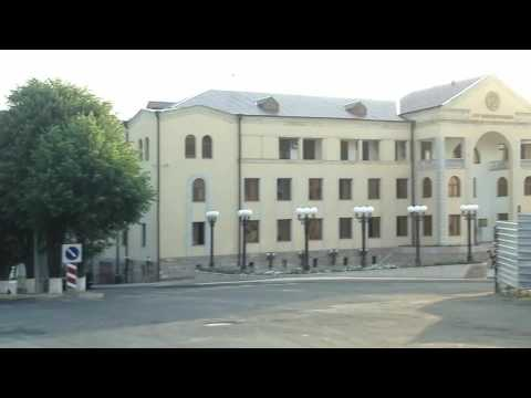 утро в Степанакерте.