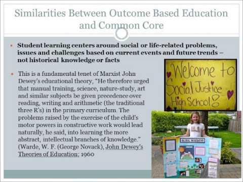 Progressive VS Traditional Education - Which One is Common Core?