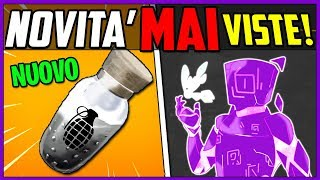ECCO THE NEW EXPLOSIVE SCUDINI!! THE SKIN OF THE CUBE! - Tips ForFortnite