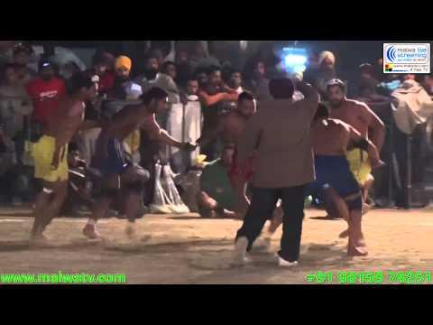 SEHAURA (Ludhiana) Kabaddi Tournament 2014. Part 2nd.