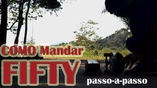 Como mandar FIFTY passo-a-passo muito fácil (English Sub)