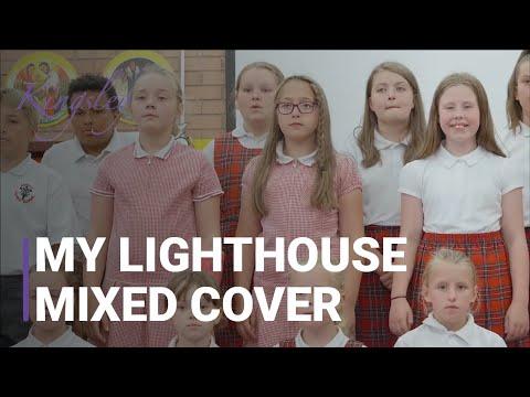 """""""My Lighthouse"""" by Kingsley School Bideford and Aspull Church School"""
