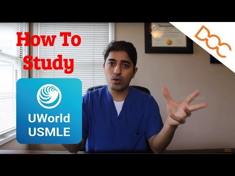 How to study uworld usmle youtube how to study uworld usmle ccuart Gallery