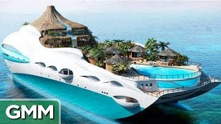 Repeat youtube video Unbelievable Cruise Ship