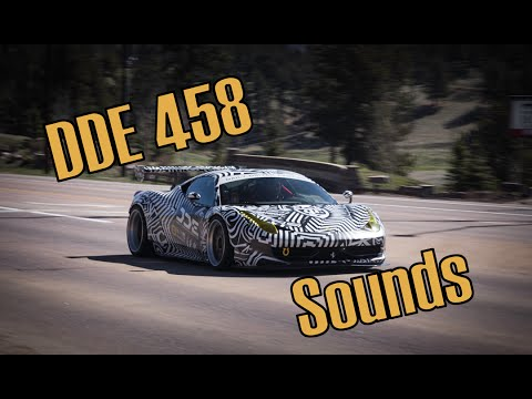 (SOUNDS) Daily Driven Exotic's 458 Italia