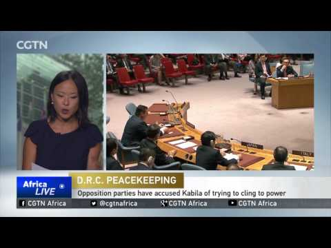 UN Security Council meets over DR Congo's stability, elections