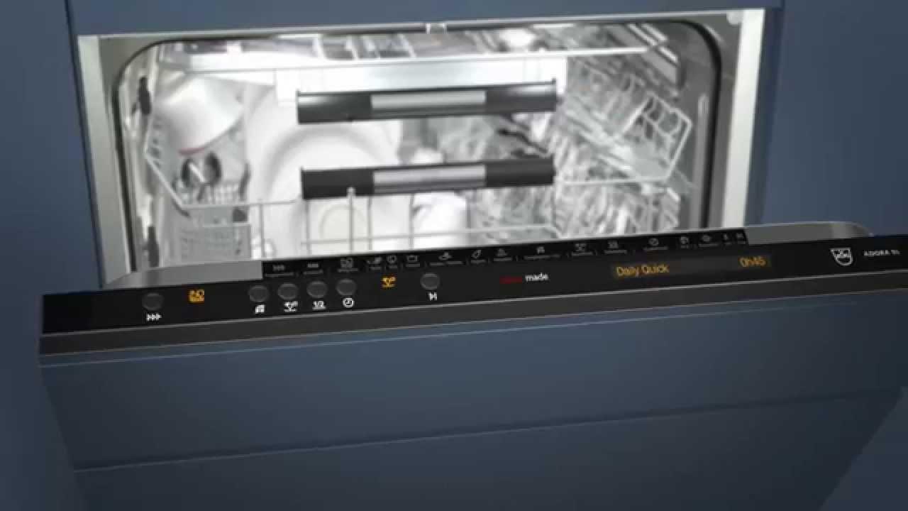 the new adora dishwashers from v zug en youtube. Black Bedroom Furniture Sets. Home Design Ideas