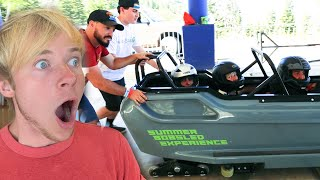 Download WE TRY WORLD'S MOST DANGEROUS SPORT! w/ Sam, Colby, Corey & Andrea Mp3 and Videos