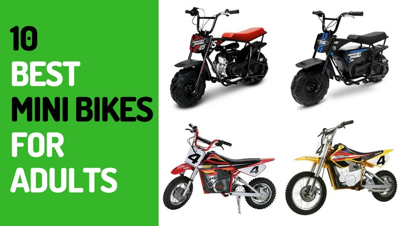 Electric Mini Bikes - Fun for Kids & Adults   Burromax  Mini Bikes For Adults