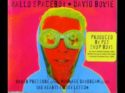 Hallo Spaceboy RMX - David Bowie - Produced by Pet Shop Boys HQ