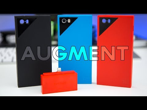 Kickstarter: Augment modular charging solution for iPhone 5/5s reinvents the battery case (Video)