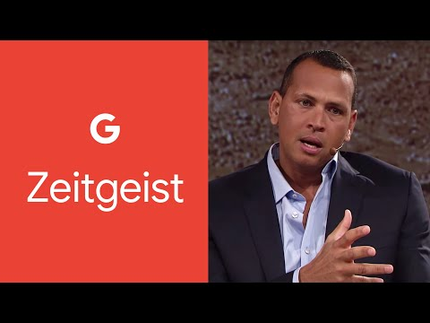 What I've learned from 22 years in baseball - Alex Rodriguez - Zeitgeist 2016