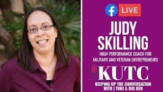 KUTC Live | SEASON 2, EPISODE 3 | High Performance Coach , Judy Skilling