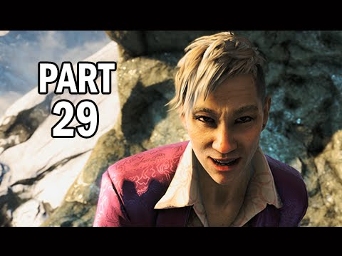 Far Cry 4 Walkthrough Part 29 - Don't Look Down (PS4 Gameplay Commentary)
