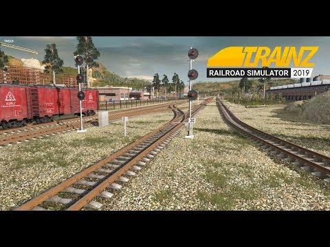 Trainz 2019, Пассажирский в Иркутск