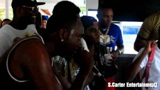 S.Carter Boat Ride Footage pt.1