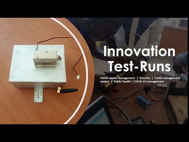 Innovations Test Run |  IREN Technologies and Innovations Platform 2021