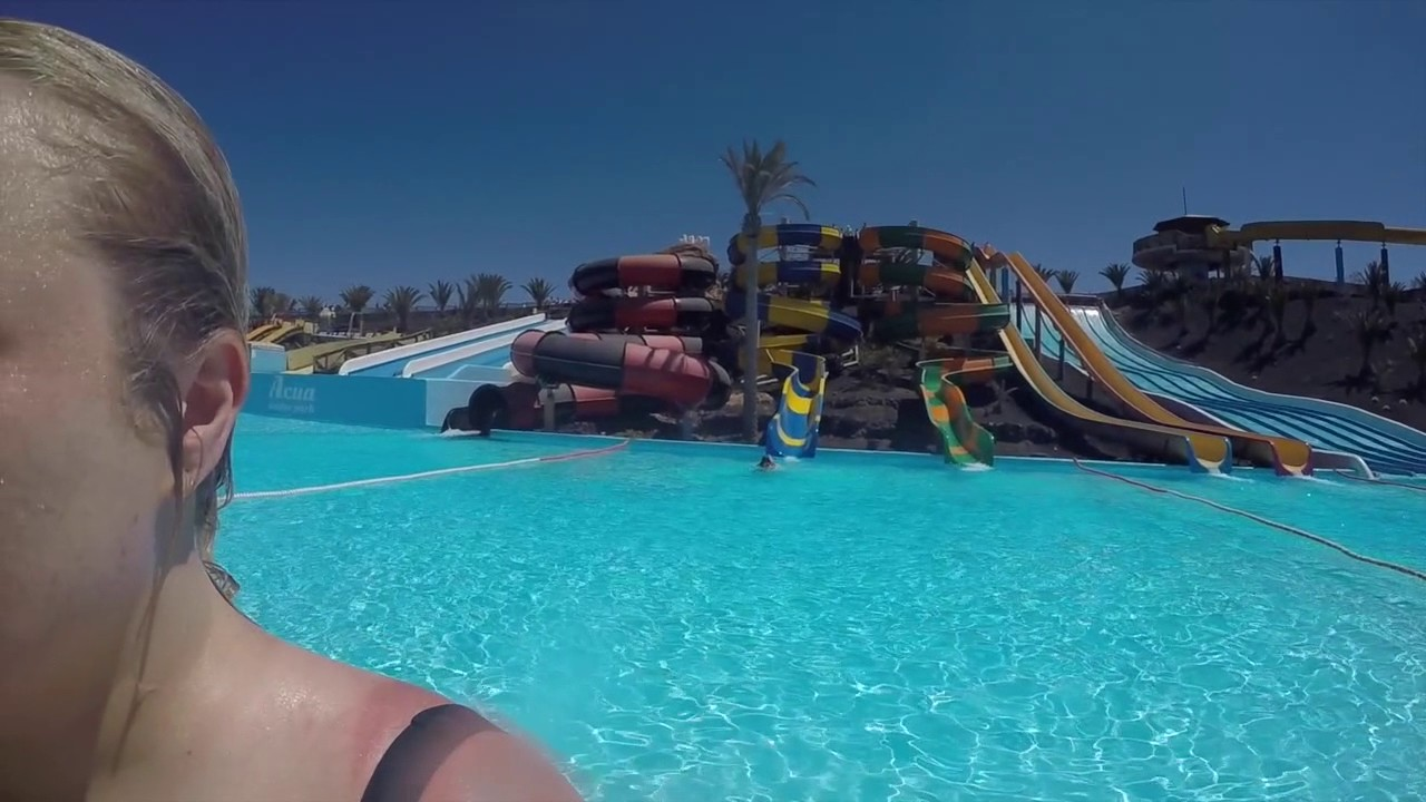 Water parks in fuerteventura caleta de fuste webcam
