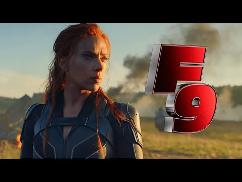 Black Widow – (Fast and Furious 9 Super Bowl TV Spot Style)