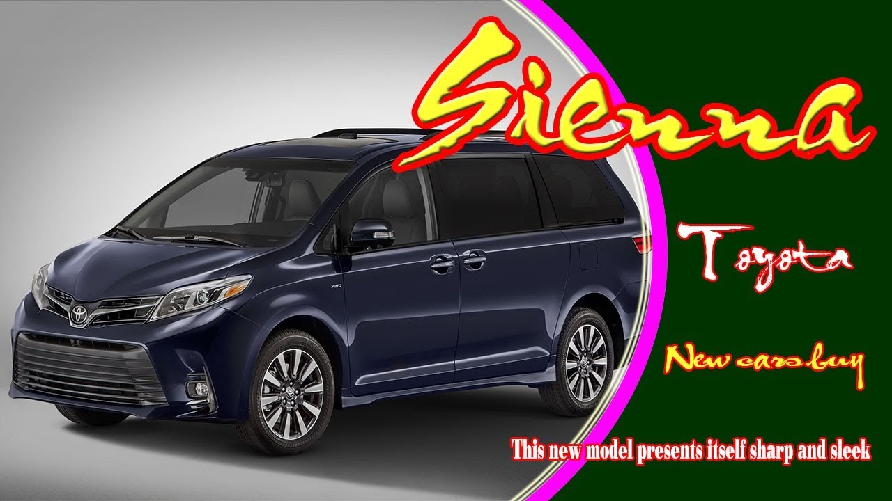 Image Result For Toyota Sienna Picture